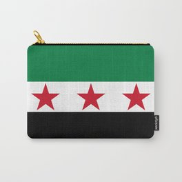 Syrian Independence Flag  High quality Carry-All Pouch