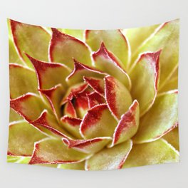 Suculenta Wall Tapestry