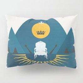 The Sun King Pillow Sham