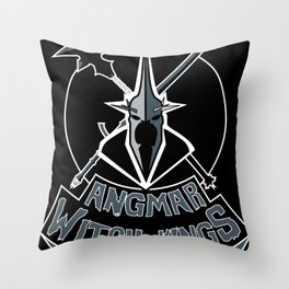 Angmar Witch-Kings Throw Pillow