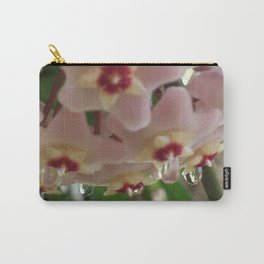 wax flower and dew Carry-All Pouch