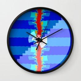Fractal Design Red River Wall Clock
