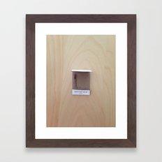 It's conceptual.  Framed Art Print