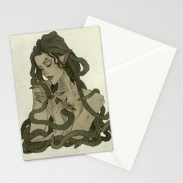 Medusa Stationery Cards