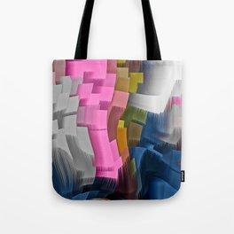 Extrusion VI Tote Bag