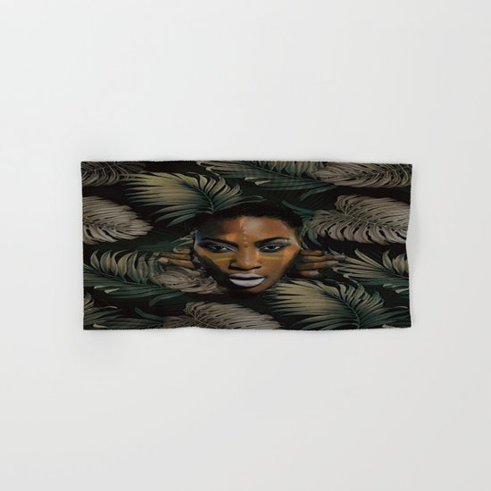 In the jungle Hand & Bath Towel
