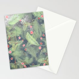 Fresh Summer Forest Stationery Cards