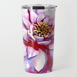Bleeding Lotus Travel Mug