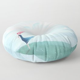 Sydney Floor Pillow