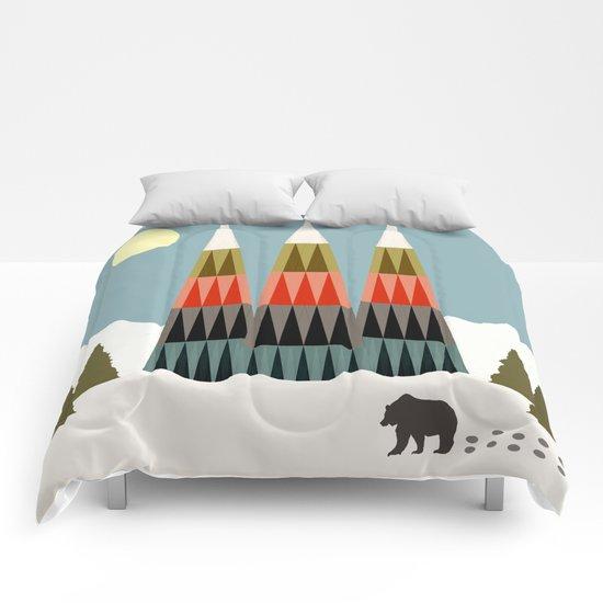 The Proud Comforters