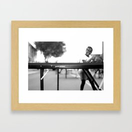 Southend Framed Art Print