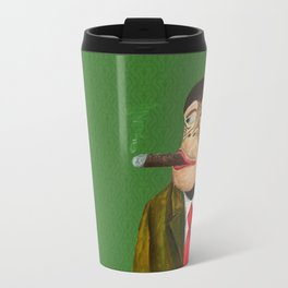Rich Monkey from Animal Society Travel Mug