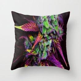 colorf Throw Pillow