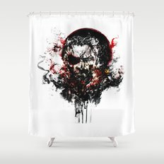 Metal Gear Solid V: The Phantom Pain Shower Curtain
