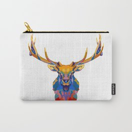 Wild Elk Carry-All Pouch