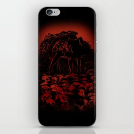 WOLFTHRONE iPhone Skin
