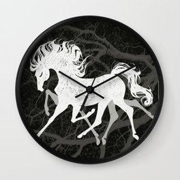 Edda Wall Clock