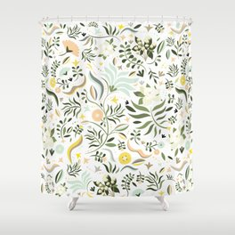 Spring at the Farmhouse Shower Curtain