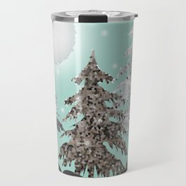 Christmas night 2 Travel Mug