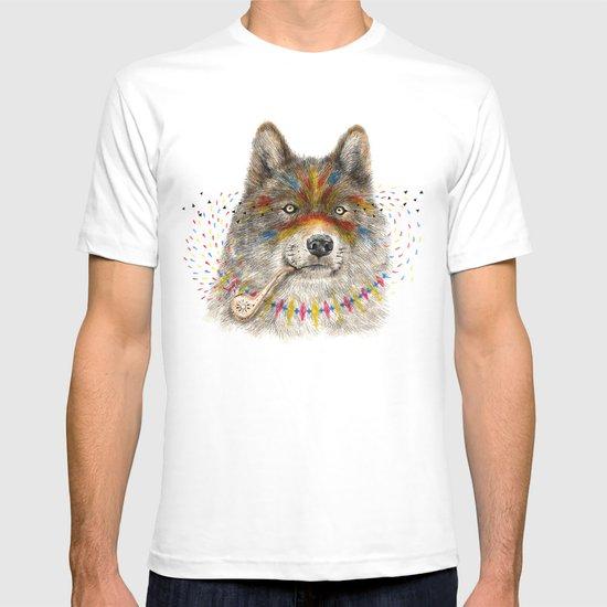 Cherokee Wolf T-shirt