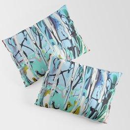 Paint Drip Pillow Sham