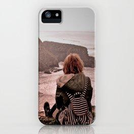 The Edge iPhone Case