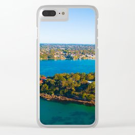 Cronulla, New South Wales - Australia Clear iPhone Case