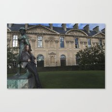 Fashion 2 Canvas Print