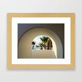 Hamilton Cove, Catalina Island-II Framed Art Print