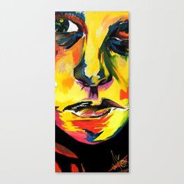 Look at me now Canvas Print