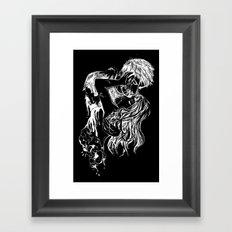 Necromantic 2.0 Framed Art Print