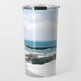 Bali beach Travel Mug