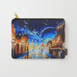 City of Stars Carry-All Pouch