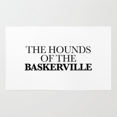 THE HOUNDS OF THE BASKERVILLE Rug
