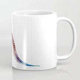 Tyrannosaurus Skeleton Coffee Mug