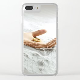 unload Clear iPhone Case