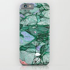 Drops in the Green Cell  Slim Case iPhone 6s