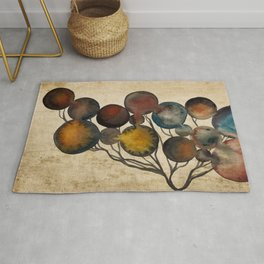 A Cosmic Incident Rug