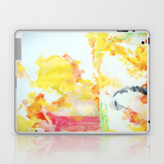 watercolor 2 Laptop & iPad Skin