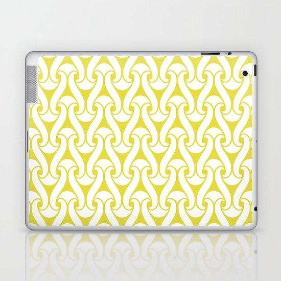 loopy pattern Laptop & iPad Skin