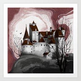 Transilvania Art Print
