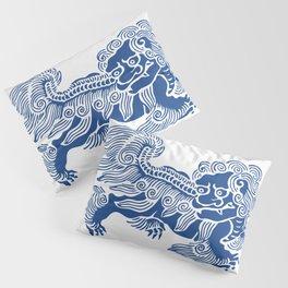 Lucky Lion Pillow Sham
