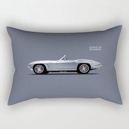 Corvette 65 Rectangular Pillow