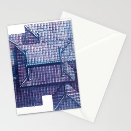 Roof in dream II Stationery Cards