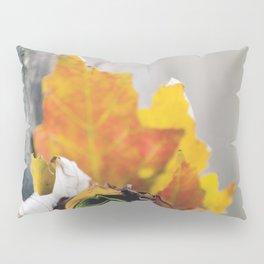 Leaf Rose Pillow Sham
