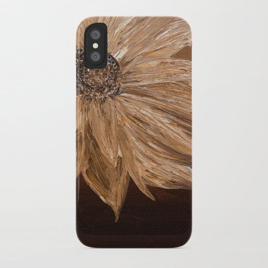 Sepia iPhone Case
