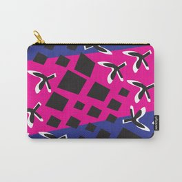 Geometric Matiss Pat Carry-All Pouch