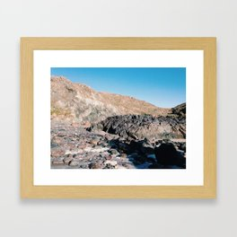 Tintagel  Framed Art Print