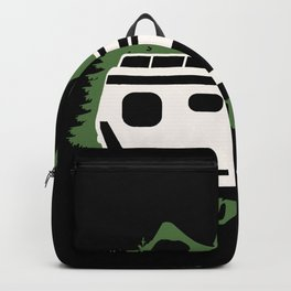 Campaholic can't live without camping fun fashion Backpack