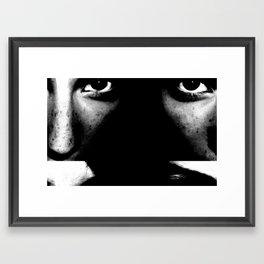 Us and I Framed Art Print